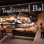 Traditional Bakery Frankfurt Airport